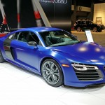 Go Warp Speed in the Audi R8