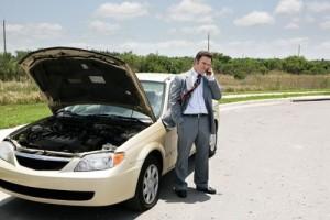Agape Auto Broken Down