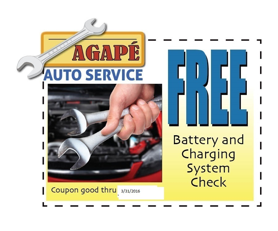 Car battery discount coupons
