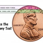 Honest Abe Never Lies, it May be Time to Change your Tires