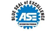 Agape Auto ASE Blue Seal