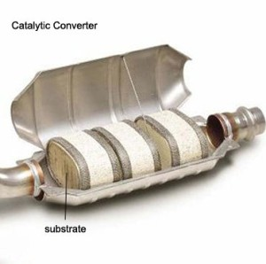 Agape Auto Catalytic Converter