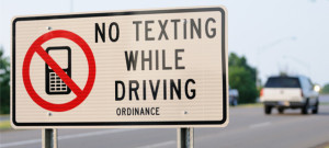 Agape Auto No Texting while Driving