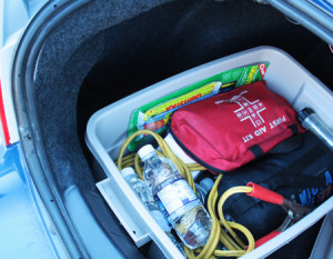 Agape Auto Roadside Emergency Kit