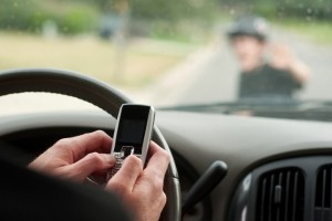 Agape Auto Texting while Driving