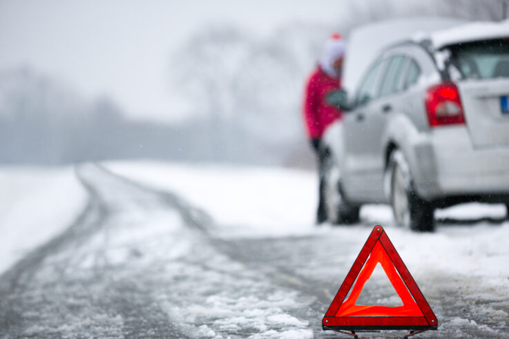What Is Roadside Assistance?