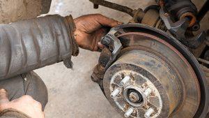 Disc Brake Job